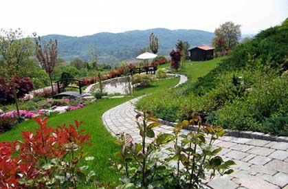 10a Vrtna staza od betonskih opločnika Semmelrock