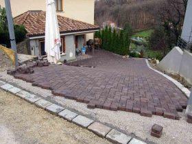 11e Slaganje betonskih opločnika