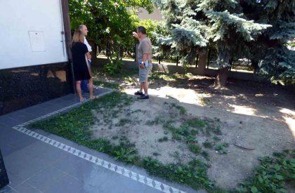 Vrt Dugave prije uređenja1